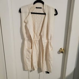 American Boutique sweater vest NWT